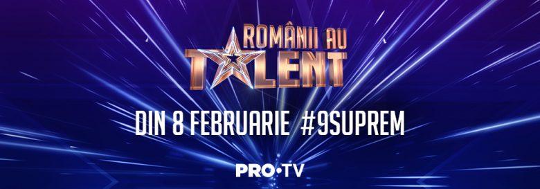 Romanii au talent sezonul 9