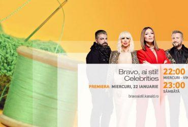 Bravo, ai stil Celebrities 22 ianuarie 2020