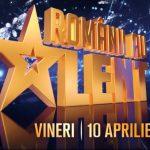 Romanii au talent 10 Aprilie 2020