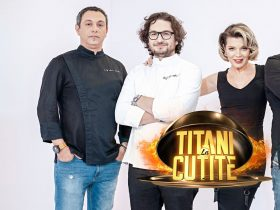 Titani la cutite Episodul 1
